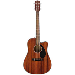 Fender CD-60SCE All Mahogany