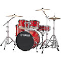 "Schlagzeug Yamaha Rydeen 20"" Hot Red Bundle"