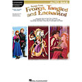 Play-Along Hal Leonard Songs from Frozen, Tangled and Enchanted