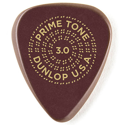 Dunlop Primetone Standard Picks 3.00 mm (3Stck)