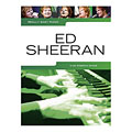 Music Sales Really Easy Piano - Ed Sheeran « Notenbuch