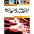 Music Sales Really Easy Piano - Songs From The Movies « Notenbuch