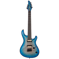 Mayones Regius Core 7 Black Jeans Blue « E-Gitarre