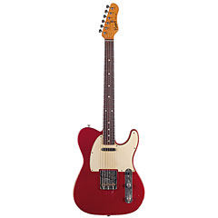 Haar Traditional T aged Candy Apple Red « E-Gitarre