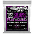 Ernie Ball Power Slinky Flatwound 2811 055-110 « Saiten E-Bass