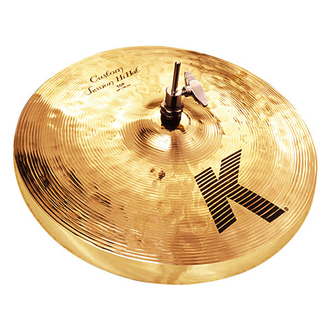 Zildjian K Custom 14  Session HiHat