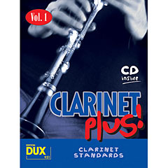 Dux Clarinet Plus! Vol.1