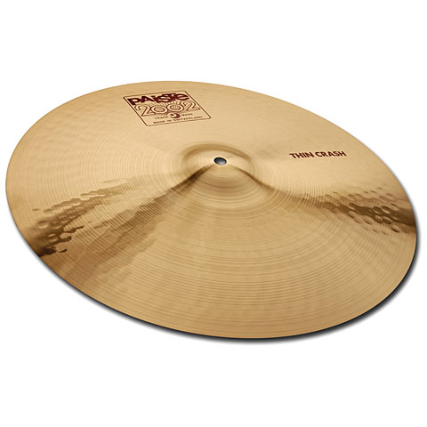 Paiste 2002 17  Thin Crash