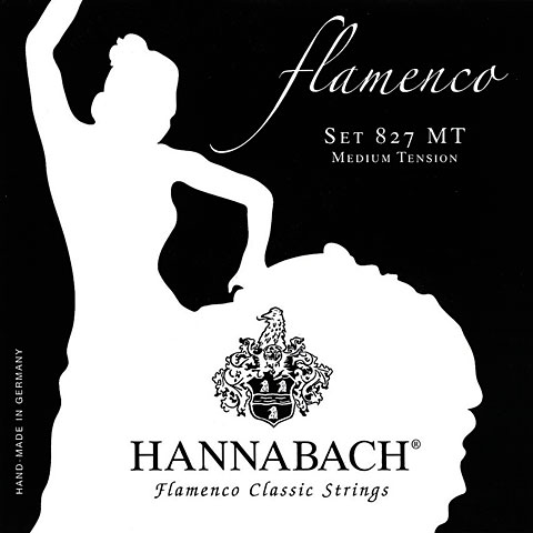 Hannabach Flamenco 827 MT
