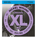 D'Addario EXL190 Nickel Wound .040-100 « Saiten E-Bass