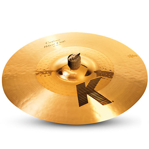 Zildjian K Custom 17  Hybrid Crash