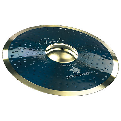 Paiste Signature 22  Blue Bell  The Rhythmatist  Ride