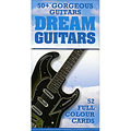 Music Sales Dream Guitars Cards « Lehrbuch
