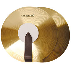Magnum Marching Band Cymbals 14  Brass Pair