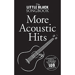 Music Sales The Little Black Songbook More Acoustic Hits